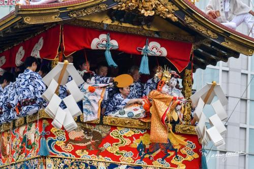 Gion Matsuri Kyoto- ELA1624