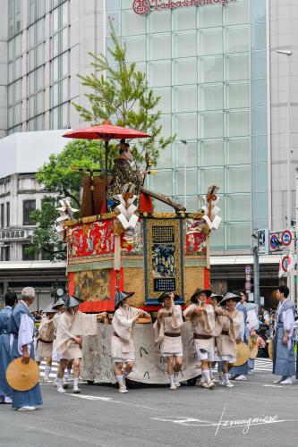 Gion Matsuri Kyoto- ELA1668