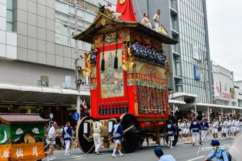 Gion Matsuri Kyoto- ELA1730