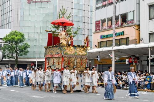 Gion Matsuri Kyoto- ELA1734