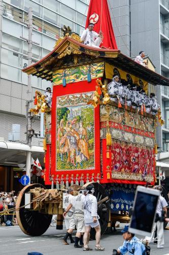 Gion Matsuri Kyoto- ELA1793