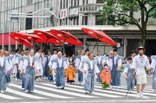 Gion Matsuri Kyoto- ELA1801