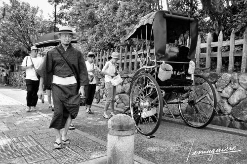 Kyoto en Noir et Blanc- ELA1371-Edit