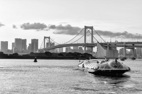 Tokyo noir et blanc- ELA3078-Edit