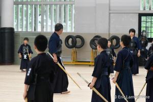 Osaka kendo